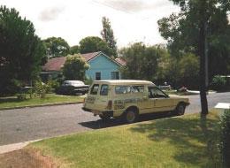 first vans